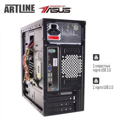 Системный блок ARTLINE Home H25 v12 (H25v12) 5