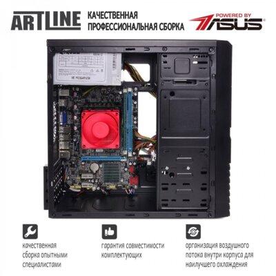 Системный блок ARTLINE Home H25 v12 (H25v12) 6