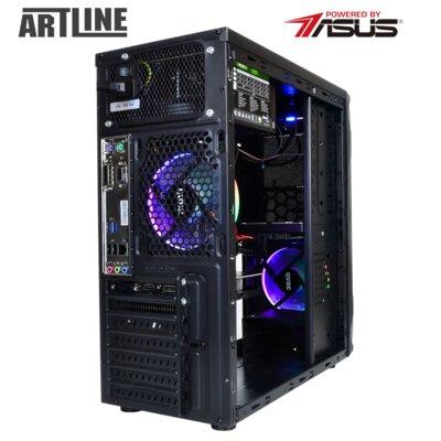 Системный блок ARTLINE Gaming X35 (X35v16) 5