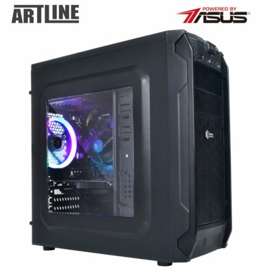 Системный блок ARTLINE Gaming X35 (X35v16) 6