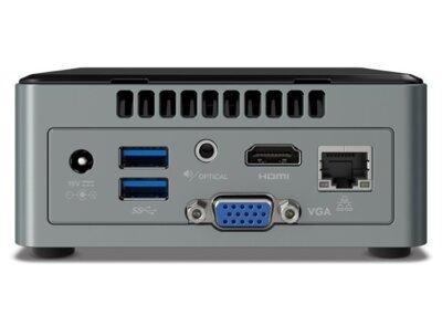 Неттоп Intel NUC (BOXNUC6CAYH) 4
