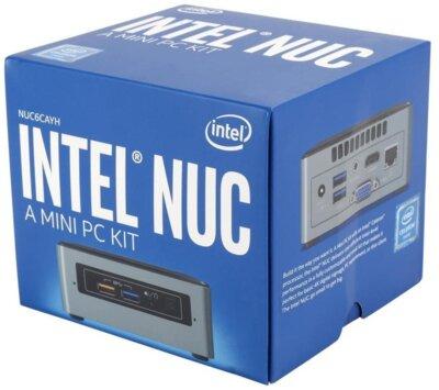 Неттоп Intel NUC (BOXNUC6CAYH) 6