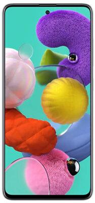 Смартфон Samsung Galaxy A51 A515F 128GB White 1