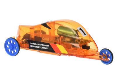 Робот-конструктор Same Toy Авто на динамо-машине (DIY006UT) 1