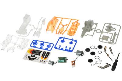 Робот-конструктор Same Toy Авто на динамо-машине (DIY006UT) 2