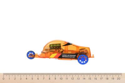 Робот-конструктор Same Toy Авто на динамо-машине (DIY006UT) 3