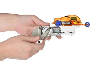 Робот-конструктор Same Toy Авто на динамо-машине (DIY006UT) 4