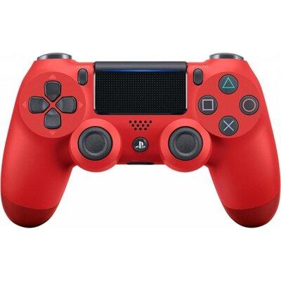Бездротовий геймпад SONY Dualshock 4 V2 Magma Red для PS4 (9894353) 1