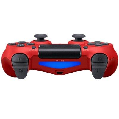 Бездротовий геймпад SONY Dualshock 4 V2 Magma Red для PS4 (9894353) 3