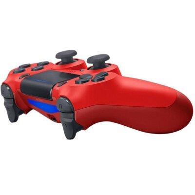 Бездротовий геймпад SONY Dualshock 4 V2 Magma Red для PS4 (9894353) 4