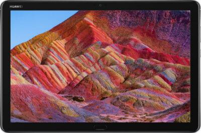 "Планшет Huawei MediaPad M5 Lite 10.1"" LTE 4/64Gb Space Gray 1"