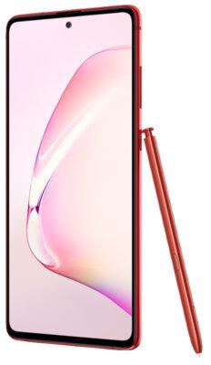 Смартфон Samsung Galaxy Note10 lite Red (SM-N770) 4