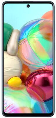 Смартфон Samsung Galaxy A71 SM-A715F 128Gb Blue 1
