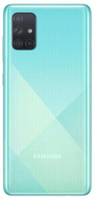 Смартфон Samsung Galaxy A71 SM-A715F 128Gb Blue 2