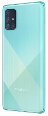 Смартфон Samsung Galaxy A71 SM-A715F 128Gb Blue 3