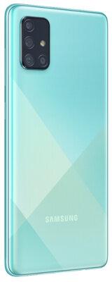 Смартфон Samsung Galaxy A71 SM-A715F 128Gb Blue 4