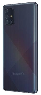 Смартфон Samsung Galaxy A71 SM-A715F 128Gb Black 3