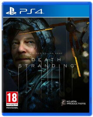 Игра Death Stranding (PS4, Русская версия) 1