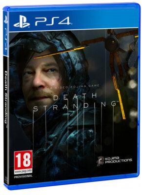 Игра Death Stranding (PS4, Русская версия) 6