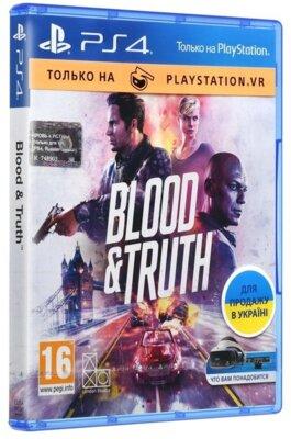 Гра Кров і Правда, тільки для VR (PS4, Російська версія) 10