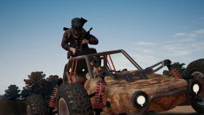 Игра Playerunknown's Battlegrounds (PS4, Русская версия) 2