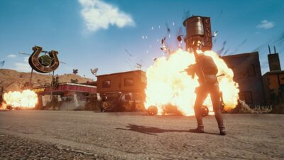 Игра Playerunknown's Battlegrounds (PS4, Русская версия) 4