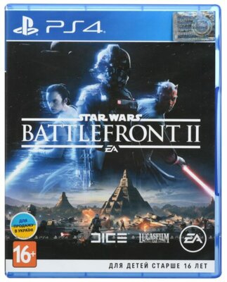 Гра BATTLEFRONT II (PS4, Російські субтитри) 1