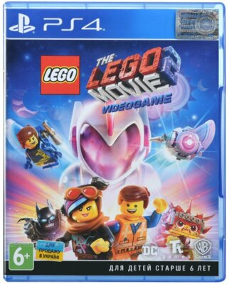 Гра LEGO Movie 2 Videogame (PS4, Російська версія) 1