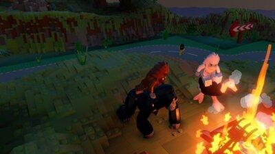 Игра LEGO Worlds (PS4, Русская версия) 3