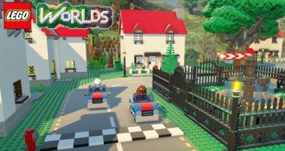 Игра LEGO Worlds (PS4, Русская версия) 6
