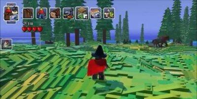 Игра LEGO Worlds (PS4, Русская версия) 7