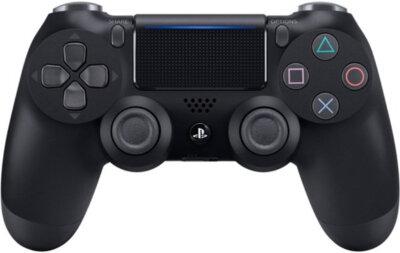 Безпровідний геймпад Sony Dualshock 4 V2 Jet Black для PS4 1
