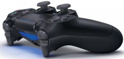 Безпровідний геймпад Sony Dualshock 4 V2 Jet Black для PS4 3