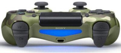 Безпровідний геймпад SONY Dualshock 4 V2 Green Cammo для PS4 (9895152) 4