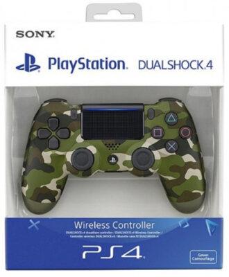 Безпровідний геймпад SONY Dualshock 4 V2 Green Cammo для PS4 (9895152) 5