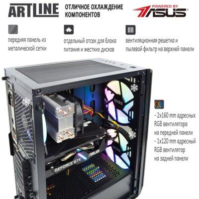 Cистемний блок ARTLINE Gaming X51 v11 (X51v11) 2