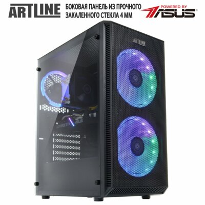 Cистемний блок ARTLINE Gaming X51 v11 (X51v11) 4