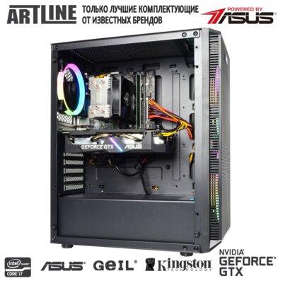 Cистемний блок ARTLINE Gaming X51 v11 (X51v11) 5