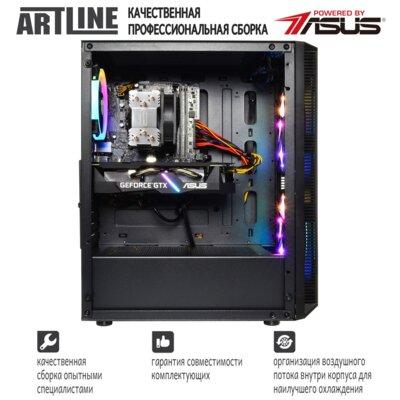 Cистемний блок ARTLINE Gaming X51 v11 (X51v11) 6