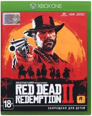 Игра Red Dead Redemption 2 (Xbox One, Русские субтитры) 1