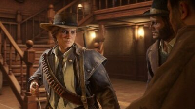 Игра Red Dead Redemption 2 (Xbox One, Русские субтитры) 3