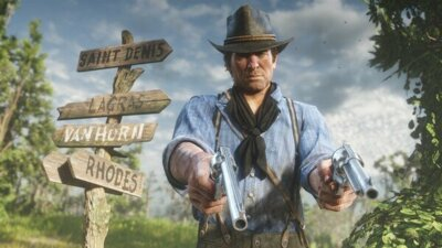 Игра Red Dead Redemption 2 (Xbox One, Русские субтитры) 8