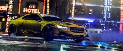 Гра Need For Speed. Heat (PS4, Російська версія) 2