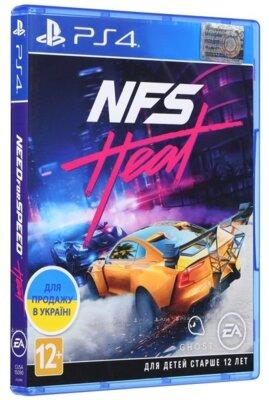 Гра Need For Speed. Heat (PS4, Російська версія) 5