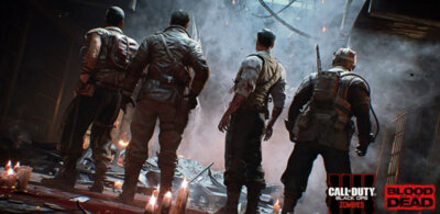 Гра Call of Duty: Black Ops 4 (PS4, Російська версія) 4
