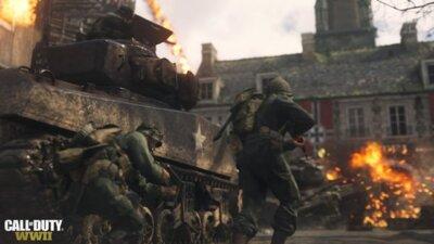 Гра Call of Duty WWII (PS4, Російська версія) 3