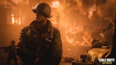 Гра Call of Duty WWII (PS4, Російська версія) 5