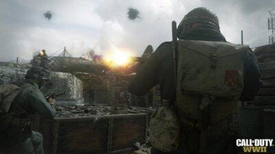 Гра Call of Duty WWII (PS4, Російська версія) 7