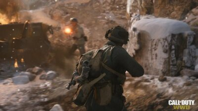 Гра Call of Duty WWII (PS4, Російська версія) 8