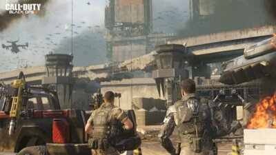 Гра Call of Duty: Black Ops 3 (PS4, Російська версія) 7
